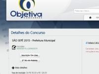 Abertas inscrições para concurso da Prefeitura de São Sepé