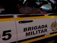 Jovens ficam feridos com disparos de arma de fogo no centro de Caçapava do Sul