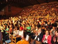 Cerca de 2 mil pessoas passaram pelas três noites de Sinuelo