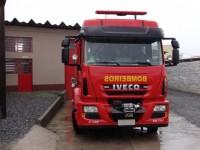 Novo caminhão do Corpo de Bombeiros chega em São Sepé nesta quarta-feira