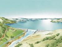 Governo Federal garante R$ 1 milhão para elaboração de projeto da barragem São Sepé