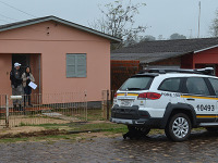 Polícia cumpre Mandado de Busca e Apreensão em Restinga Sêca