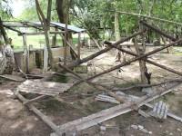 Clube Caça e Pesca tem cenário de destruição após enchente do Rio São Sepé