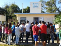 Emater fez atividades de educação ambiental com estudantes de Vila Nova do Sul