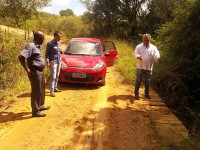 Vereadores reclamam da situação das estradas do interior de São Sepé