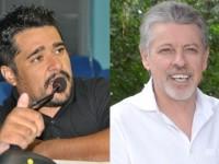 Paulo Nunes e Paulo Leão pedem desfiliação do PT de São Sepé