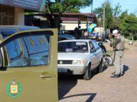 Brigada Militar faz operação especial em São Sepé e Formigueiro