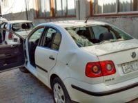 Veículos da Prefeitura de Caçapava do Sul são apedrejados