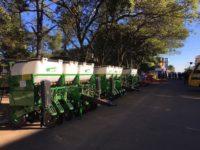 No dia dos 141 anos, São Sepé recebe veículos, implementos agrícolas e inaugurações de obras