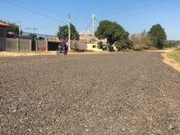 Resíduo de asfalto começa a ser aplicado na Av. Marechal Ildefonso de Moraes