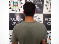 Homem é preso por posse ilegal de arma de fogo em São Sepé