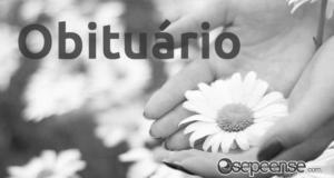 Falecimento: Maria de Lourdes Ribeiro Lemos