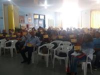 Motoristas do transporte escolar recebem capacitação em São Sepé
