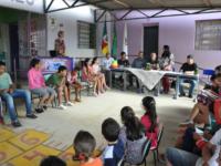 Alunos de escola de São Sepé debatem sobre democracia e emancipação