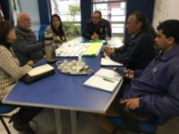 Vereadores de São Sepé avaliam demandas encaminhadas por estudantes