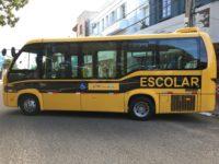 Solenidade de abertura da Semana do Município teve entrega de veículos para educação