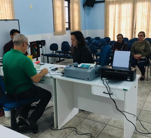 Justiça Eleitoral realizou atendimentos em Formigueiro