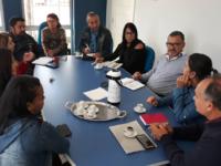 Vereadores se reúnem com membros do Conselho Tutelar