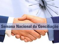 Semana Nacional de Conciliação será realizada em novembro