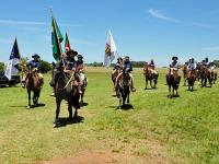 Rincão do Fraga realizou a 3ª Cavalgada das Gurias do Rincão
