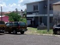 Trio que estaria rondando bancos  em Formigueiro é ouvido pela Polícia