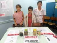 Escola Valmarath realizou Feira de Ciências e Mostra de Artes
