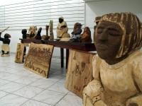 Exposição no Centro Cultural marcou semana umbandista