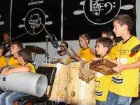 """Alunos sepeenses participaram de apresentação do """"Atoque"""" em Santa Maria"""