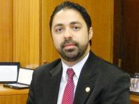 Deputado Marcelo Moraes (PTB) esteve em São Sepé