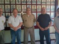 Segurança: membros do Comando da BM virão à São Sepé na próxima semana
