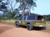Exclusivo: Assaltantes atiram contra família em propriedade rural de São Sepé