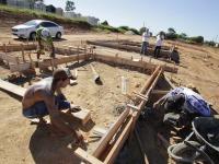 Começa construção de casas de novo loteamento de São Sepé