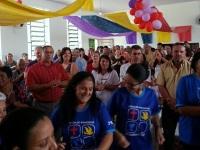 Dia do Evangélico reuniu centenas de pessoas em Formigueiro