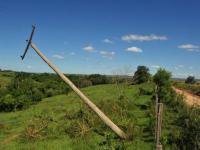 Moradores de Formigueiro estão sem energia elétrica há pelo menos cinco dias