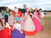 """""""Natal do Índio"""" presenteou crianças dos Bairros Hípica e Zenari"""