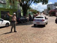 Pacote de ações: Polícia prossegue medidas em nome da segurança pública