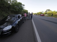 Caminhoneiro de São Sepé é morto por colega de trabalho próximo a protesto na BR-392