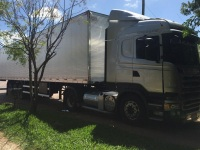 Motorista que atropelou caminhoneiro sepeense ainda não foi localizado