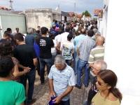 Sepultamento de Cleber Ouriques reuniu centenas de pessoas em São Sepé