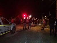 Homem é atropelado por motocicleta na Vila Block