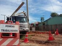 AES Sul realizará manutenção e troca de postes nesta terça-feira em São Sepé