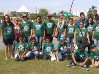 Escola Coronel Chananeco participou da Expoagro Afubra