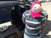 Polícia prende em São Sepé suspeito de assaltar taxista em Caçapava do Sul