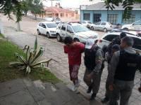 Polícia reage à onda de crimes e realiza operação em São Sepé