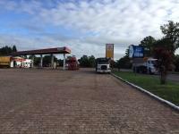 Dupla armada assalta Posto de Combustíveis em São Sepé