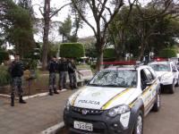 Brigada Militar intensifica ações para coibir crimes em São Sepé