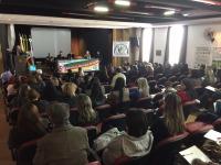 Profissionais da saúde de São Sepé participaram de Conferência na sexta-feira