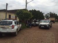 Motociclista menor de idade é detido pela polícia após perseguição