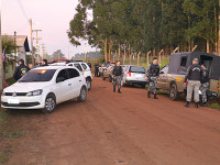Polícia Civil de São Sepé participou de operação contra o tráfico em Restinga Sêca