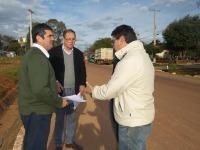 Vereador faz pedido de providências para instalação redutores de velocidade na Marechal Idelfonso de moraes